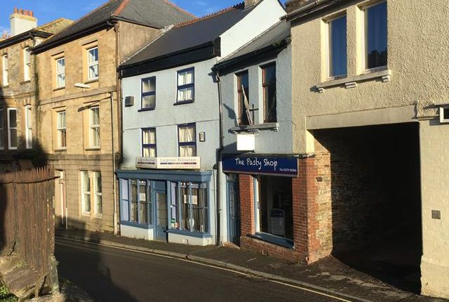 Thumbnail Retail premises to let in 3 Church Street, Callington, Cornwall