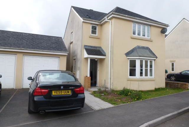 Thumbnail Detached house to rent in Parc Starling, Johnstown, Carmarthen