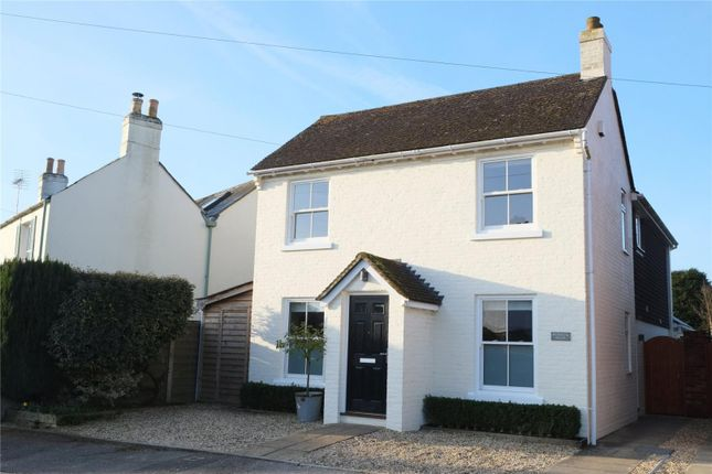 3 bed detached house for sale in Spring Road, Lymington, Hampshire