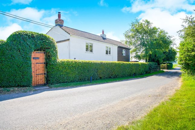 Thumbnail Detached house for sale in Euximoor Drove, Christchurch, Wisbech