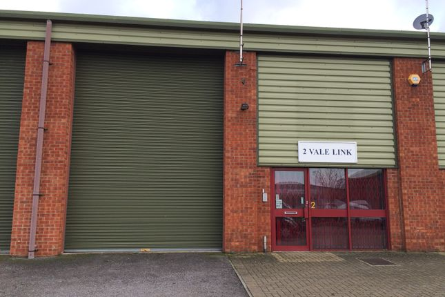 Thumbnail Light industrial for sale in 2 Vale Link, Millennium Way, Evesham