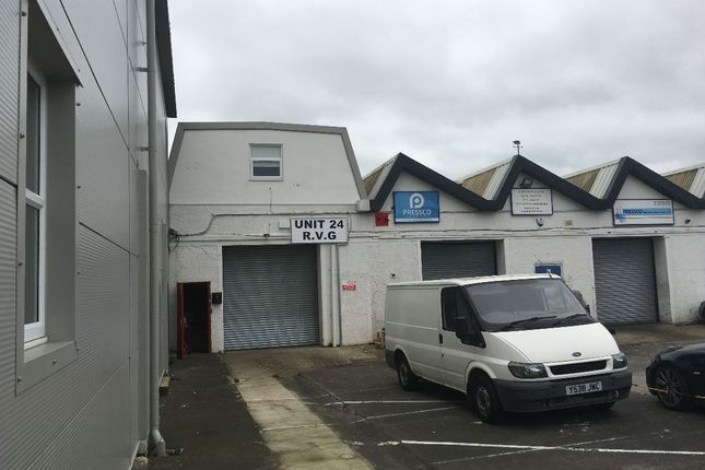 Thumbnail Industrial to let in Unit 24 Ordnance Court, Ackworth Road, Portsmouth