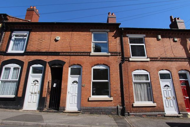 Terraced house for sale in Lime Street, Walsall
