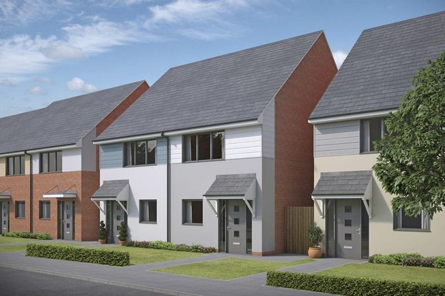 "Thumbnail Semi-detached house for sale in ""Dean"" at Chester Pike, Newcastle Upon Tyne"
