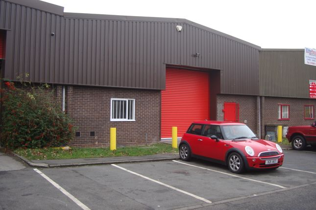 Thumbnail Light industrial to let in Berry Hill Industrial Estate, Droitwich
