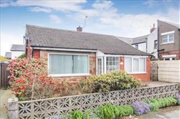 Thumbnail Bungalow to rent in Howick Cross Lane, Penwortham, Preston