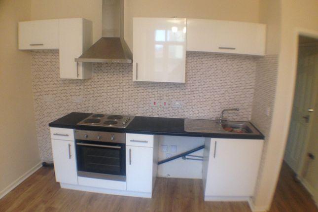 Thumbnail Flat to rent in Barnburgh Lane, Goldthorpe