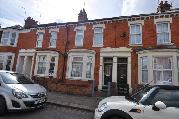 3 bed terraced house to rent in Lutterworth Road, Abington