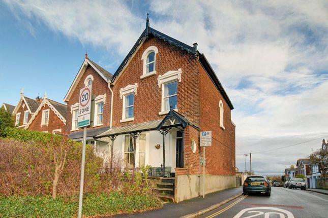 Thumbnail Flat for sale in Polsloe Road, Exeter