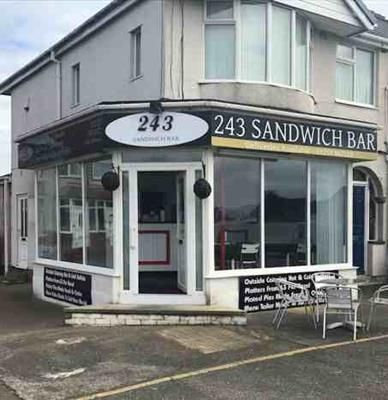 Thumbnail Restaurant/cafe to let in 243 Sandwich Bar, 243 Fleetwood Road, Thornton Cleveleys