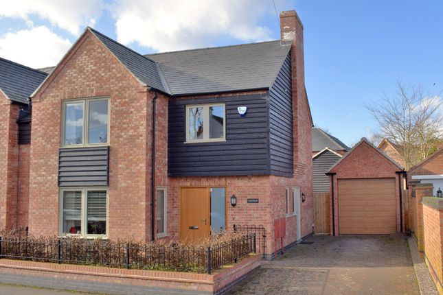 Thumbnail Semi-detached house for sale in Haven House, Main St, Aslockton