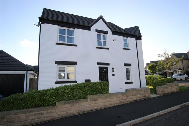 Thumbnail Semi-detached house for sale in Spinning Mill Close, Oswaldtwistle, Accrington