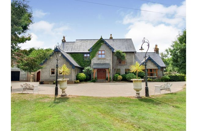 Thumbnail Detached house for sale in Ballyblack Road, Newtownards