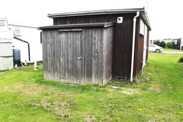 Rear Shed of 5th Avenue, Miami Beach, Sutton-On-Sea, Mablethorpe LN12
