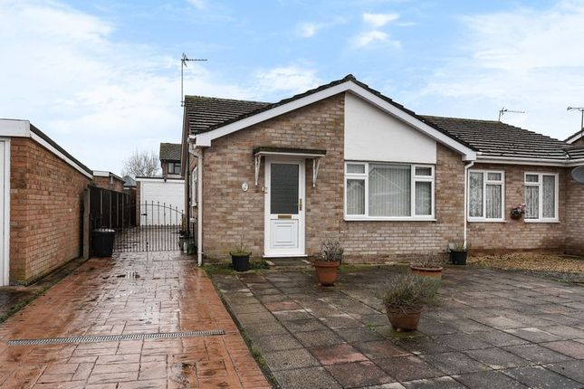 Thumbnail Semi-detached bungalow for sale in Schongau Close, Abingdon