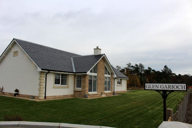 Thumbnail Detached house for sale in Glen Garioch Glen Garioch, Drum, Kinross