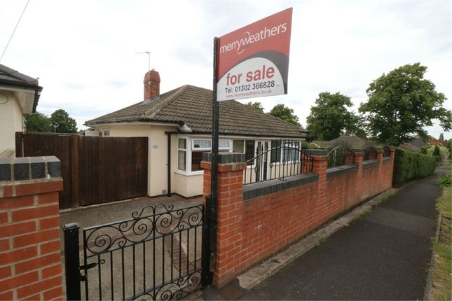 Thumbnail Detached bungalow for sale in The Grove, Wheatley Hills, Doncaster, South Yorkshire