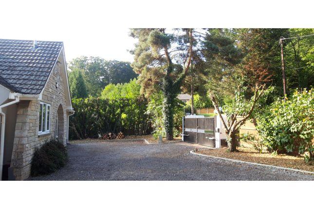Gated Driveway of Hurn Lane, Ringwood BH24