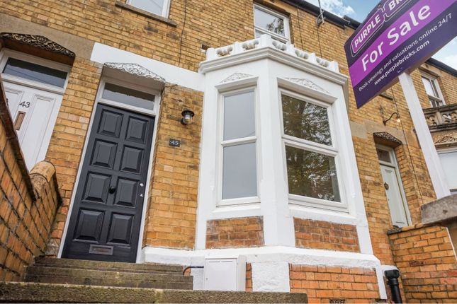 Thumbnail Terraced house for sale in Casterton Road, Stamford