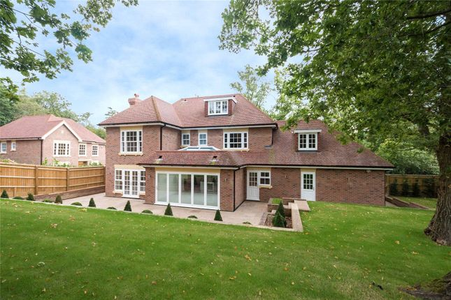 Thumbnail Detached house for sale in Strawberry Hill, Gerrards Cross, Buckinghamshire