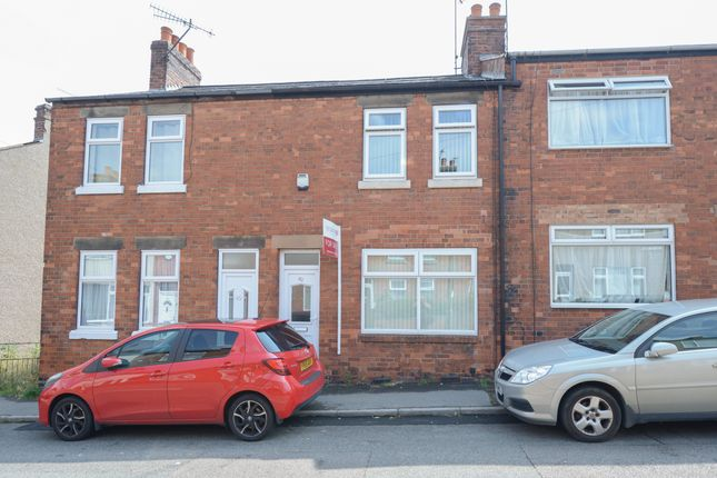 Thumbnail 2 bed terraced house for sale in Sterland Street, Chesterfield