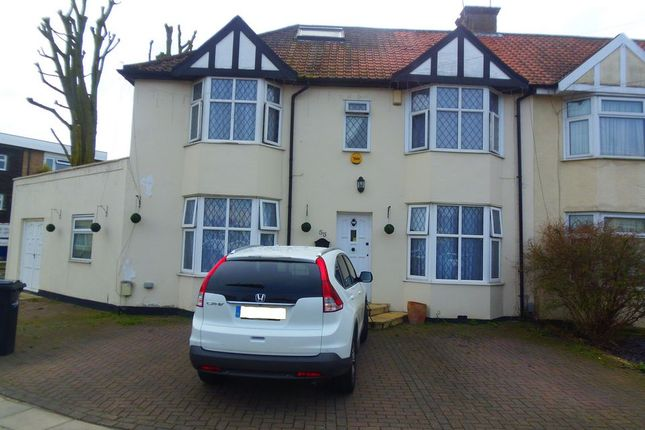 Thumbnail End terrace house for sale in The Sunny Road, Enfield