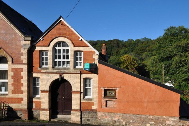 Thumbnail Semi-detached house for sale in The Old Chapel, 28c Lady Street, Dulverton, Somerset