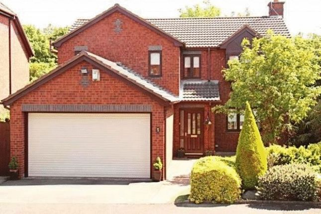 Thumbnail Detached house for sale in Acer Leigh, Aigburth, Liverpool
