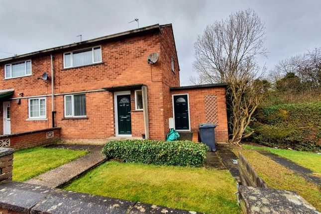 2 bed end terrace house to rent in Beverley Rise, Carlisle CA1