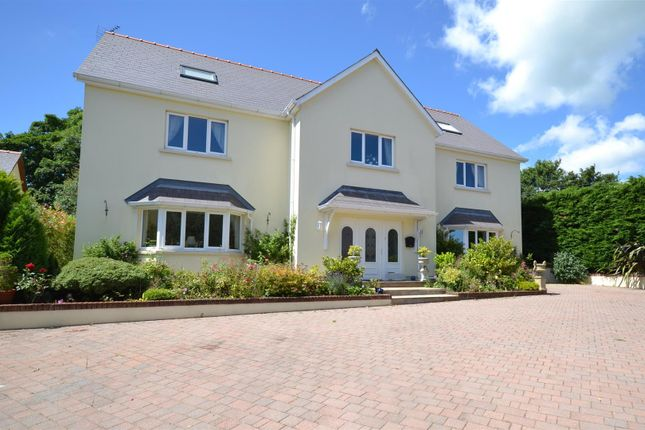 Thumbnail Detached house for sale in Sycamore Grove, Haverfordwest