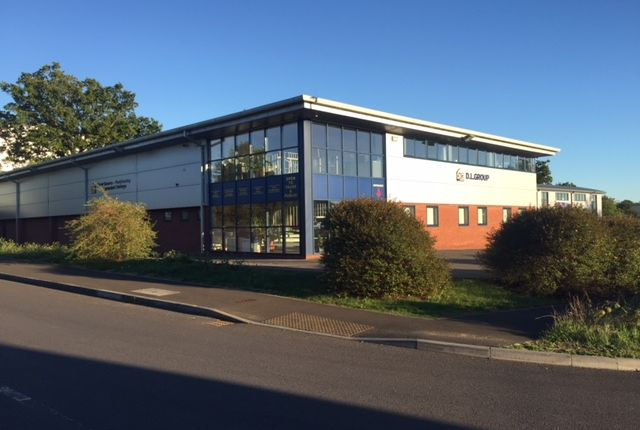 Thumbnail Business park for sale in George Smith Way, Lufton Trading Estate, Lufton, Yeovil