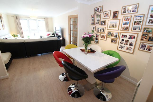 Thumbnail Flat for sale in Grandholm Crescent, Aberdeen