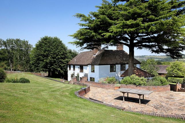 Thumbnail Barn conversion for sale in Haw Lane, Bledlow Ridge, High Wycombe, Buckinghamshire