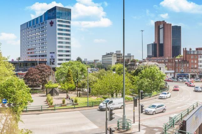 Thumbnail Flat for sale in Metropolitan House, 1 Hagley Road, Birmingham, West Midlands