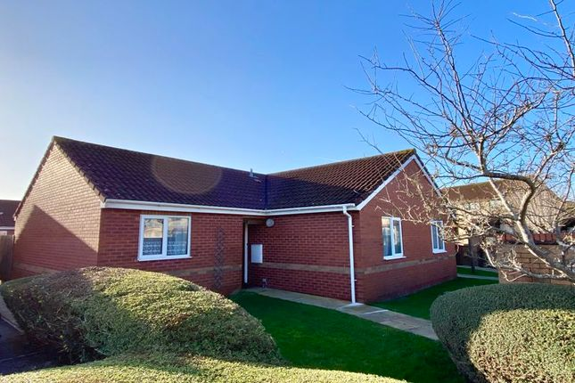 Thumbnail Bungalow for sale in Lansdown Gardens, Worle, Weston-Super-Mare