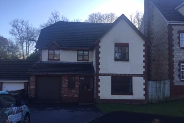 Thumbnail Detached house to rent in Gainsborough Close, Sketty, Swansea