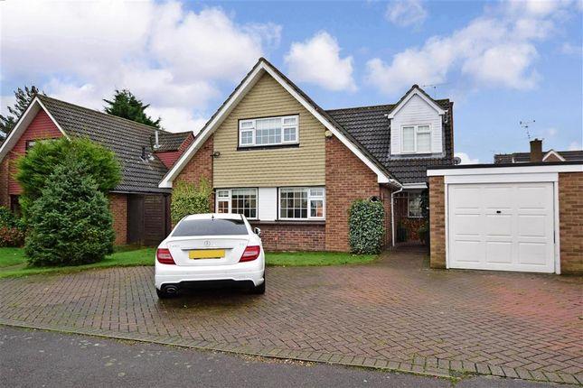 Detached house for sale in Furrowfelde, Kingswood, Basildon, Essex