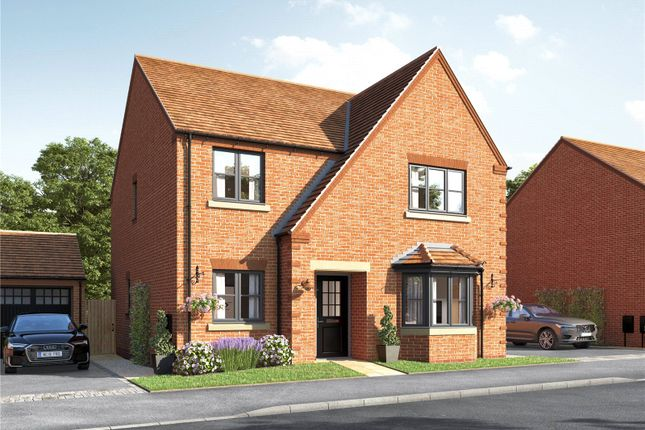 Thumbnail Detached house for sale in Hayfield Wood, Sam's Lane, Broad Blunsdon