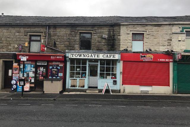 Thumbnail Retail premises for sale in 23 Blackburn Road, Great Harwood, Blackburn