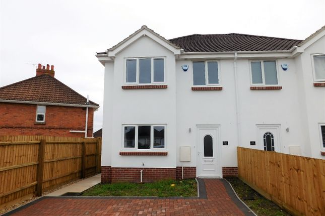 Thumbnail Semi-detached house for sale in Hamilton Road, Hamworthy, Poole
