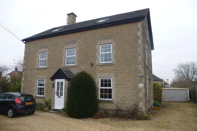 Thumbnail Detached house for sale in Hungerdown Lane, Chippenham