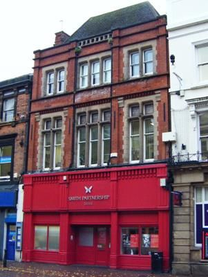 Thumbnail Office for sale in 158 High Street, Burton Upon Trent, Staffordshire