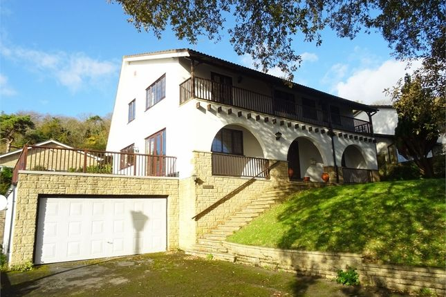Thumbnail Detached house for sale in Lodge Drive, Weston-Super-Mare, Somerset
