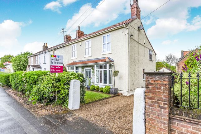 Thumbnail Semi-detached house for sale in Bawtry Road, Bessacarr, Doncaster