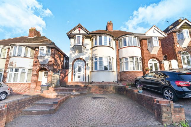 Thumbnail Semi-detached house for sale in Booths Farm Road, Great Barr, Birmingham