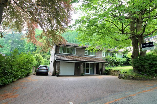 Thumbnail Detached house for sale in Chestnut Lodge, Carriage Drive, Frodsham, Cheshire