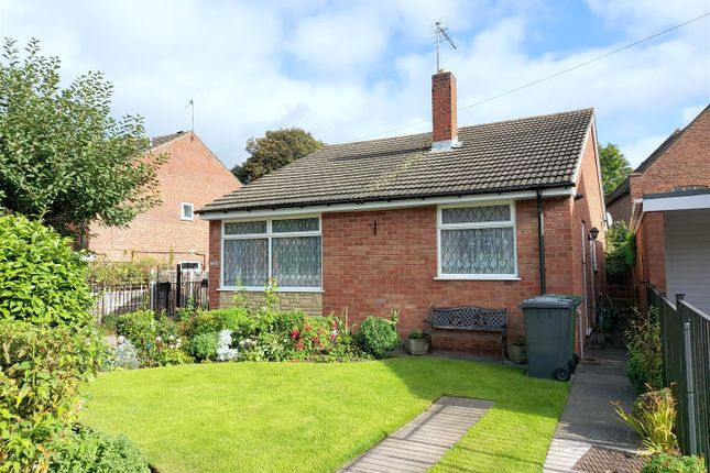 Thumbnail Detached bungalow for sale in Manor Road, Stourport-On-Severn