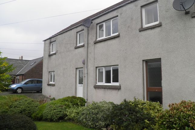Thumbnail Flat to rent in Victoria Street, Kirriemuir