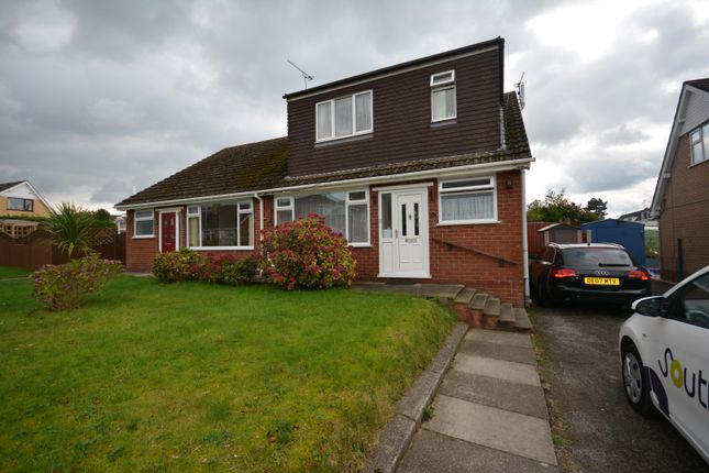 Thumbnail Semi-detached house to rent in Kingsley Road, Haslington