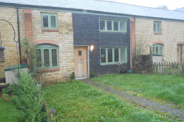 Thumbnail Terraced house to rent in Mill Lane, Crewkerne